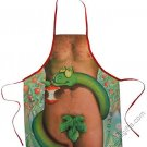 Adam Apron Sexy Flirty Funny kitchen:  Men Father's Day