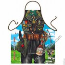 Alpino Apron Mountain Man Sexy Flirty Kitchen Novelty Apron For Men Father's Day