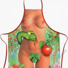 EVE apron Party Sexy Flirty Novelty Kitchen BBQ Apron For Woman