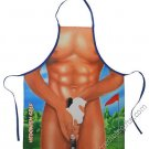 Hedonism Golf Apron Sexy Flirty Funny Kitchen BBQ Novelty Apron For Men gag gift