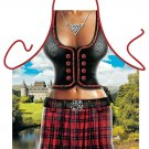 Scottish Woman Apron Sexy Flirty Funny Novelty Apron For Woman