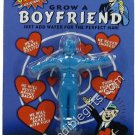 Boyfriend Bulky Muscle Ladies Man Grow Toy (2 Pack) - Expands 600% - Blue & Red