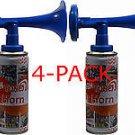 High Tone Party Loud Celebration Noisy Fun Aerosol Air Horn (4PCS)