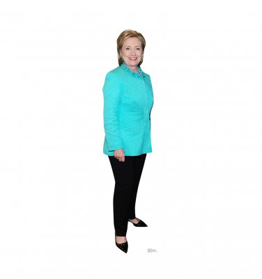 Hillary Clinton Cardboard cutout life size stand up: 2016 for President SU-2214
