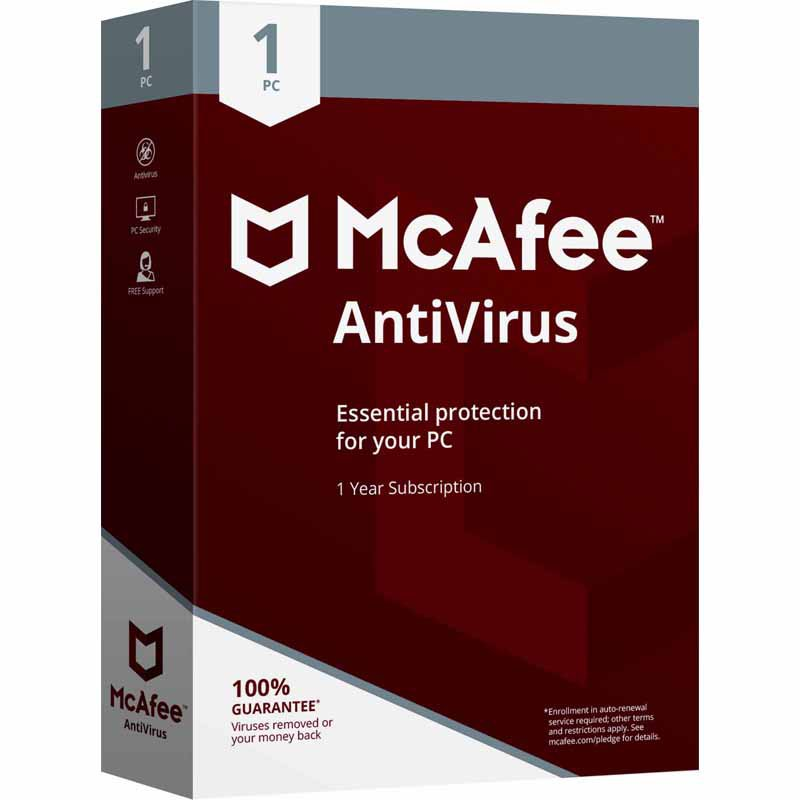 mcafee antivirus full version with crack