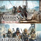 Assassin's Creed IV Black Flag & Unity - Xbox One - Full Version - Digital Product Key Download