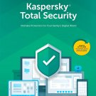 [Region Locked] [Digital Delivery] Kaspersky Total Security 2020 3 Devices 1 Year Product Key 2019
