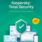 [Region Locked] [Digital Delivery] Kaspersky Total Security 2020 5 Devices 1 Year Product Key 2019