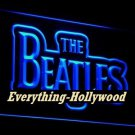 THE BEATLES LOGO LED NEON SIGN LIGHT - Music theme Gift $2 Shipping