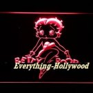 Betty Boop 3D Character Neon Sign - Free Shipping