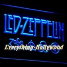 Led Zepplin 3D LED Neon Light Sign Music Band - GREAT GIFT
