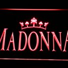 Madonna LED Neon Light Sign - Hollywood Music Theme Decor GREAT GIFT $3 Ship