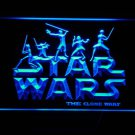 Star Wars Character Figures LED Neon Light Sign - GREAT GIFT