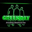 Greenday Music Band LED Neon Sign -Music theme Gift Decor FREE SHIPPING
