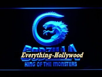 Gozilla Movie LED Neon Light Sign-Movie theme Gift