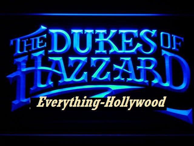 The Dukes of Hazzard LED Neon Light Sign-TV Theme Gift GREAT GIFT