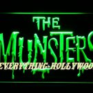 The Munsters LED Neon Light Sign- Hollywood Decor FREE SHIPPING