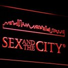 Sex and the City LED Neon Light Sign- Television Movie theme Gift Wall Decor