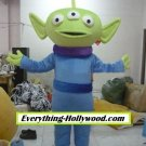 Alien Mascot Costume Toy Story Character- NEW
