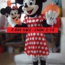 Minnie Mouse POLKA DOT Mascot Character Costume - SALE