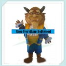 "Beauty and the Beast ""Beast"" Disney Character Mascot Adult Costume"