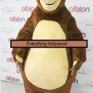 Masha Bear Bruin Ursa Grizzly Mascot Character Adult Costume