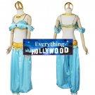 Princess Jasmine Aladdin Character Costume Adult Custom Design