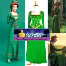 Shrek Princess Fiona Character Costume Adult Custom Design