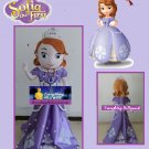 /Princess Sophia Character Adult Mascot Costume SALE PRICED