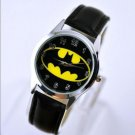 Batman The Dark Knight Superhero Watch Black Leather Band ANY WATCH SALE $1 SHIP