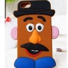 Mr Potato Head Silicon Iphone Case Cover for 5 5s