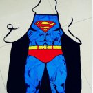 Superman Character Body Print Apron - $2 SHIP