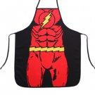 Flash 2 Character Body Print Apron - $2 SHIP