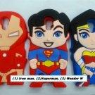 Iron Man, Captain America, Batman, Superman Cell Phone cover S3 note Galaxy- $3 Ship