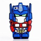 Transformers Optimus Prime iPHONE 4 Case Cover 3d- NEW ARRIVAL