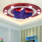 Captain America Ceiling Light Deco LED Bedroom Playroom - NEW