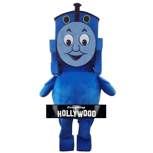 Thomas The Tank Mascot Character Adult Costume - NEW ARRIVAL