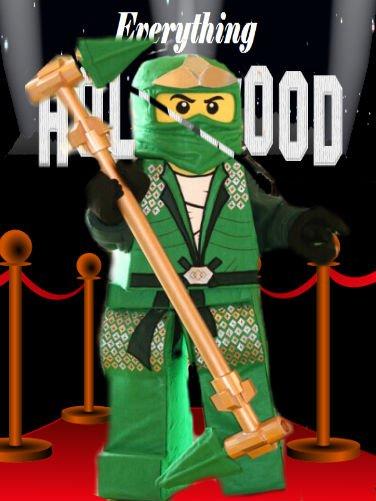 Lego Ninja Mascot Costume Cartoon Character NEW