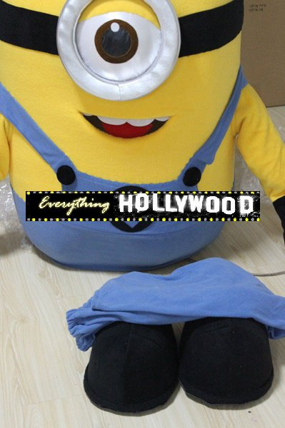 Minion 2 Adult Character Mascot Costume Despicable me -SALE PRICE $150