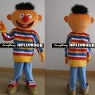 Ernie Mascot Costume Cartoon Muppet Sesame Street Character -NEW ARRIVAL