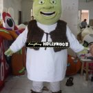 Shrek Mascot Costume Disney Cartoon Character -New 2015