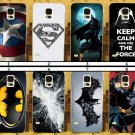 Batman Design Phone Case covers Samsung Galaxy S5 S i9600