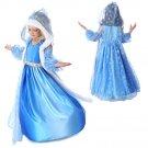 Elsa Anna Frozen Princess Character Dress Up Design 1 CHILD 3T, 4T,5, 7, 9 SALE LIMITED TIME