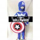 Avengers Captain America Child Costume Custom Marvel Halloween