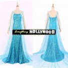 Elsa Frozen Adult Costume Dress Female- ONLY $35 BLOWOUT PRICE