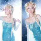 Elsa Frozen Character Wig Child Size Costume Accessory