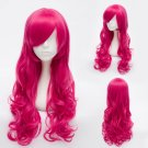Pink Costume Wig Character Synthetic Wig Synthetic Hair Hallloween