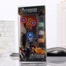 Captain America Earphones Marvel Avengers NEW