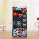 Superman Earphones DC Comics Marvel NEW