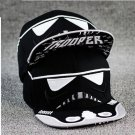 Storm Trooper Baseball Cap hat Star Wars Adult Black -FREE SHIPPING